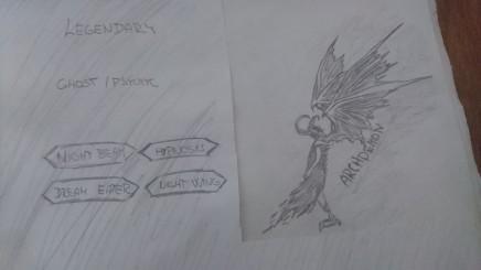 Démonický Pokémon od Moukyho