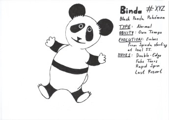 Pidgi poslal krásnou pandičku. Tu bych do boje nikdy neposlal.