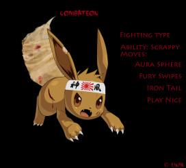 Tak takového Pokémona bych za mazlíčka nechtěl. Od Liniik