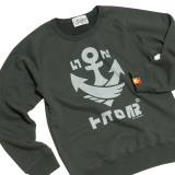 Splatoon clothing - Anchor Sweat (grey)