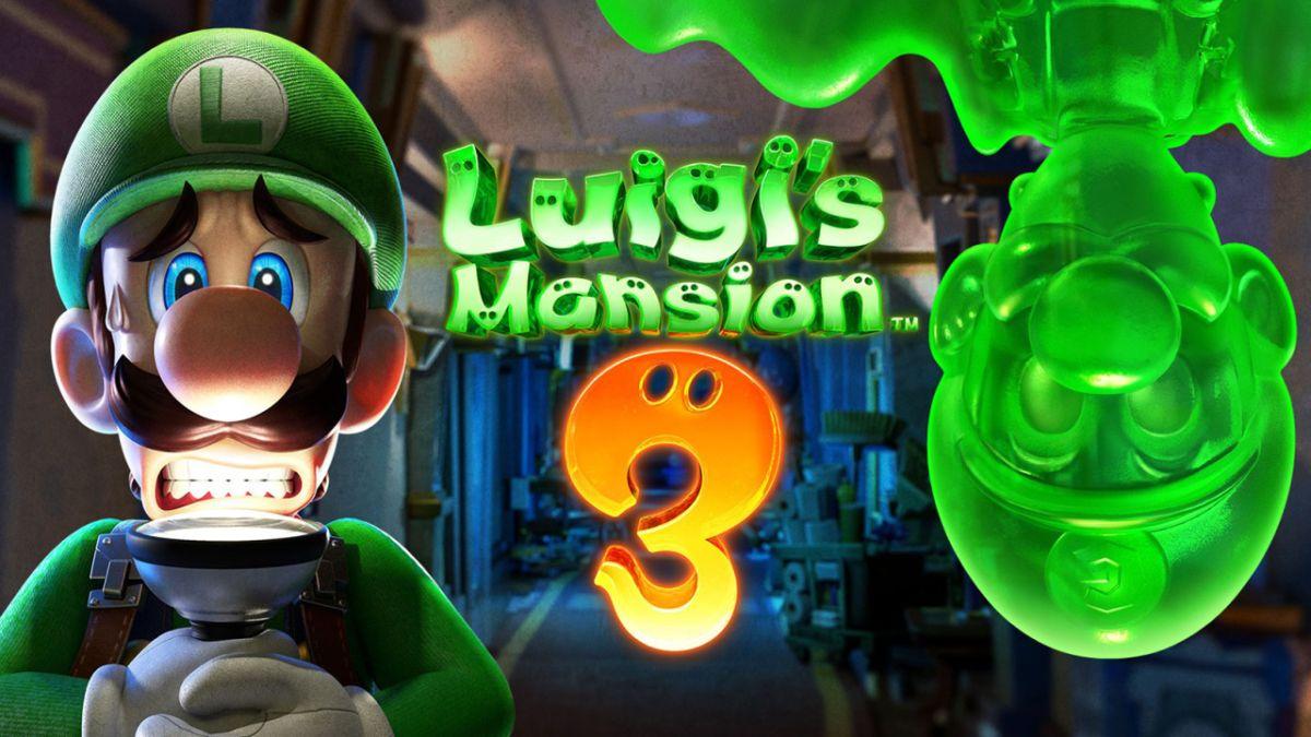 Luigis Mansion 3 Multiplayer DLC