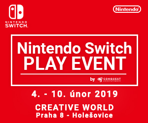 Nintendo Switch Play Event